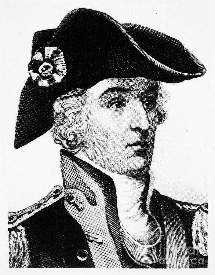 Francis Marion (1732?-1795) Photograph