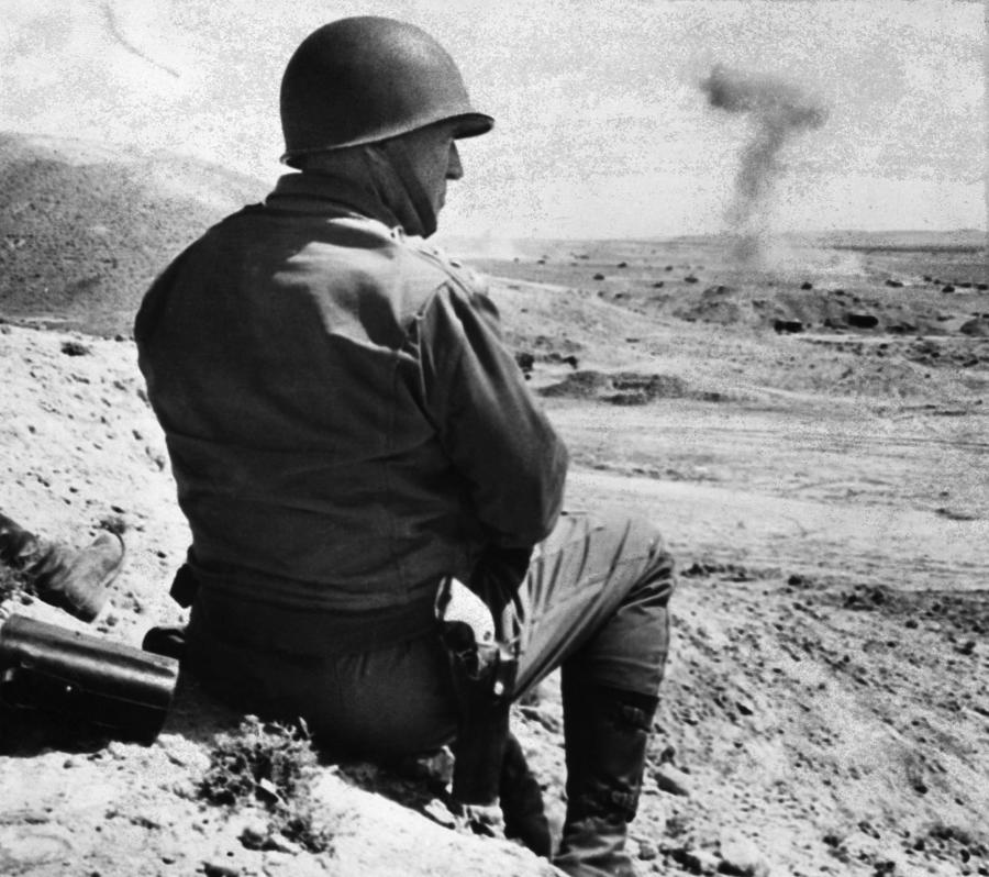 General George S. Patton Jr. 1885-1945 Photograph