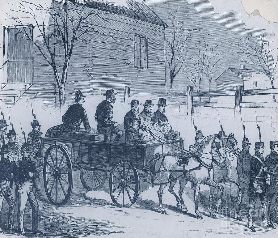 John Brown, American Abolitionist Photograph