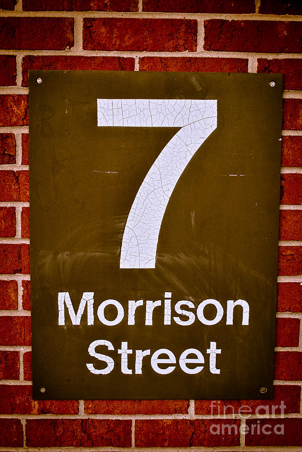 7 Morrison Street Photograph