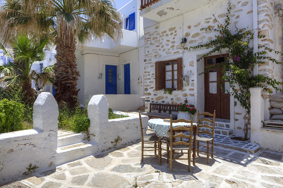 Paros - Cyclades - Greece Photograph