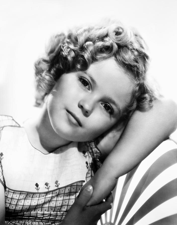 Shirley Temple (1928-  ) Photograph