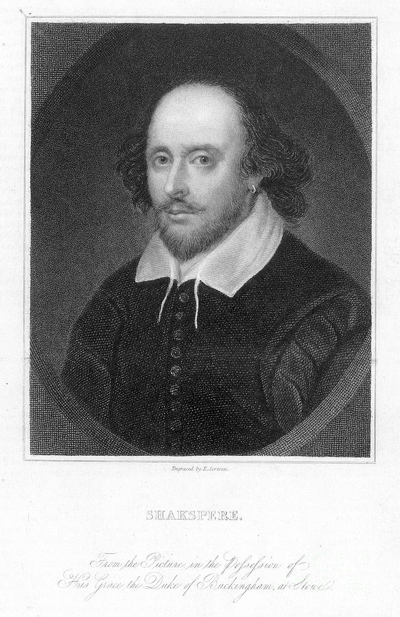 William Shakespeare Photograph