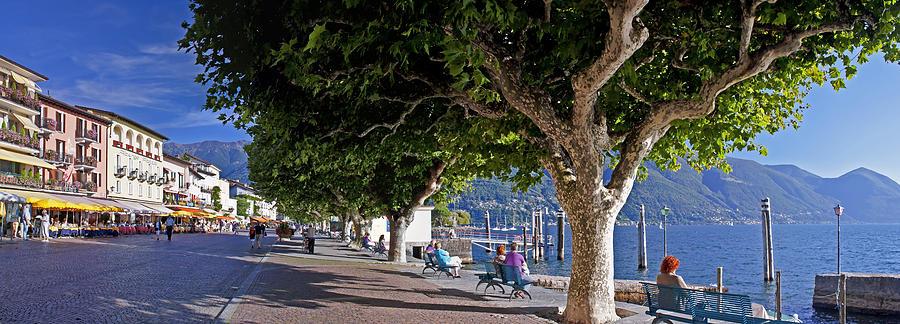 Ascona - Ticino Photograph