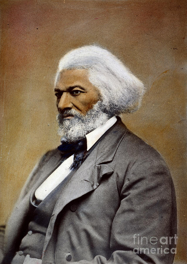 Frederick Douglass Photograph