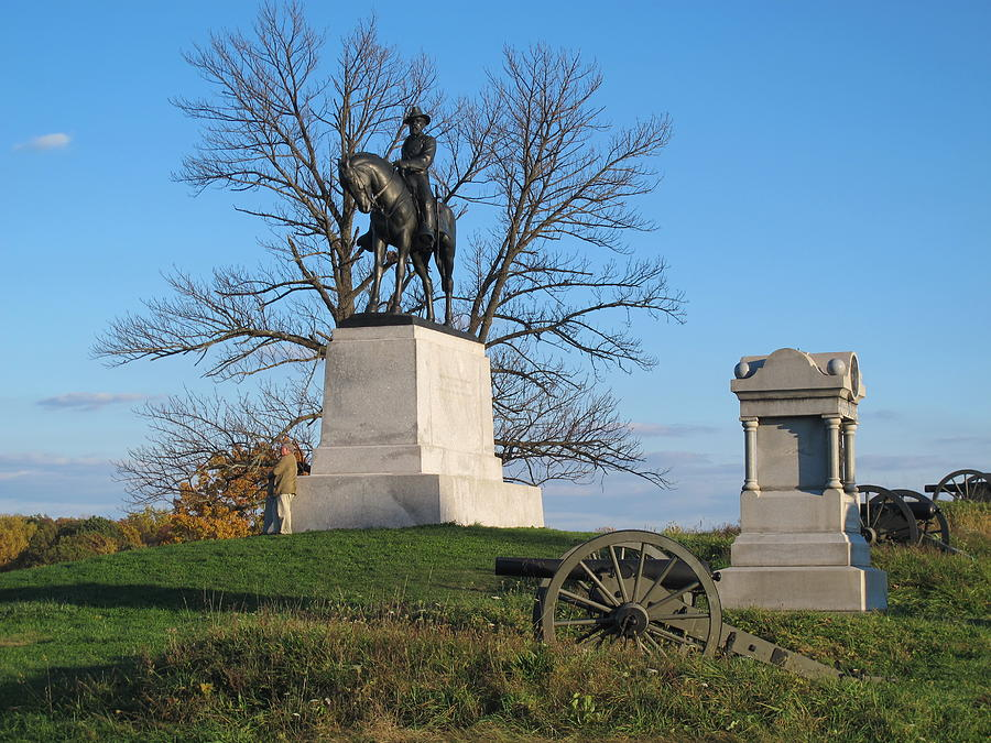 Gettysburg Three Days Battle   Photograph