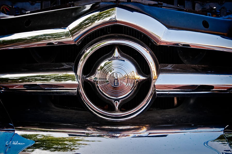 8 In Chrome Photograph