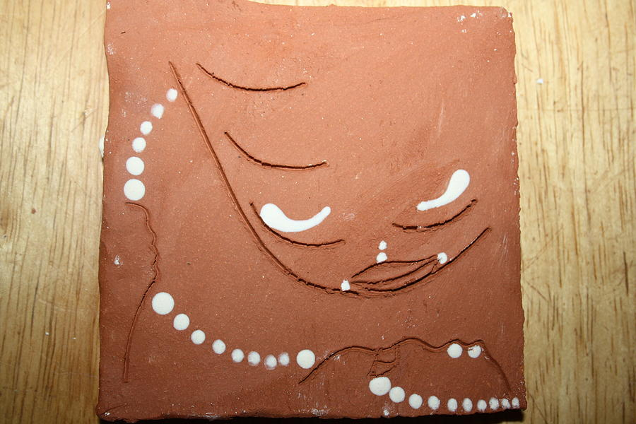Mama - Tile Ceramic Art