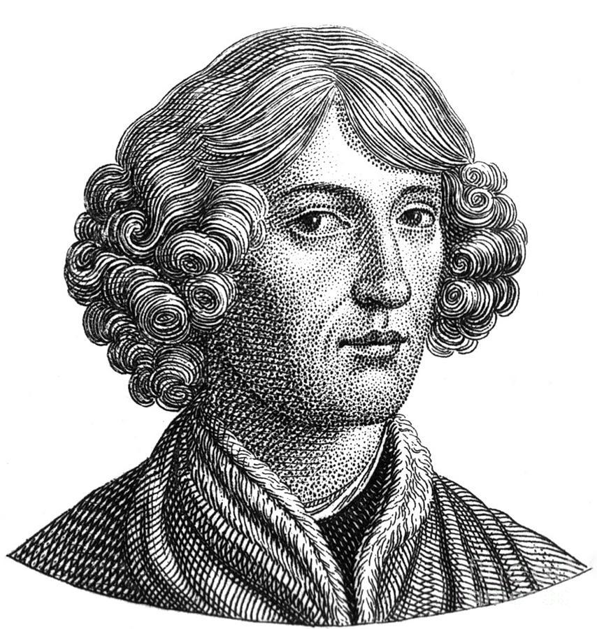 Nicolaus Copernicus, Polish Astronomer Photograph