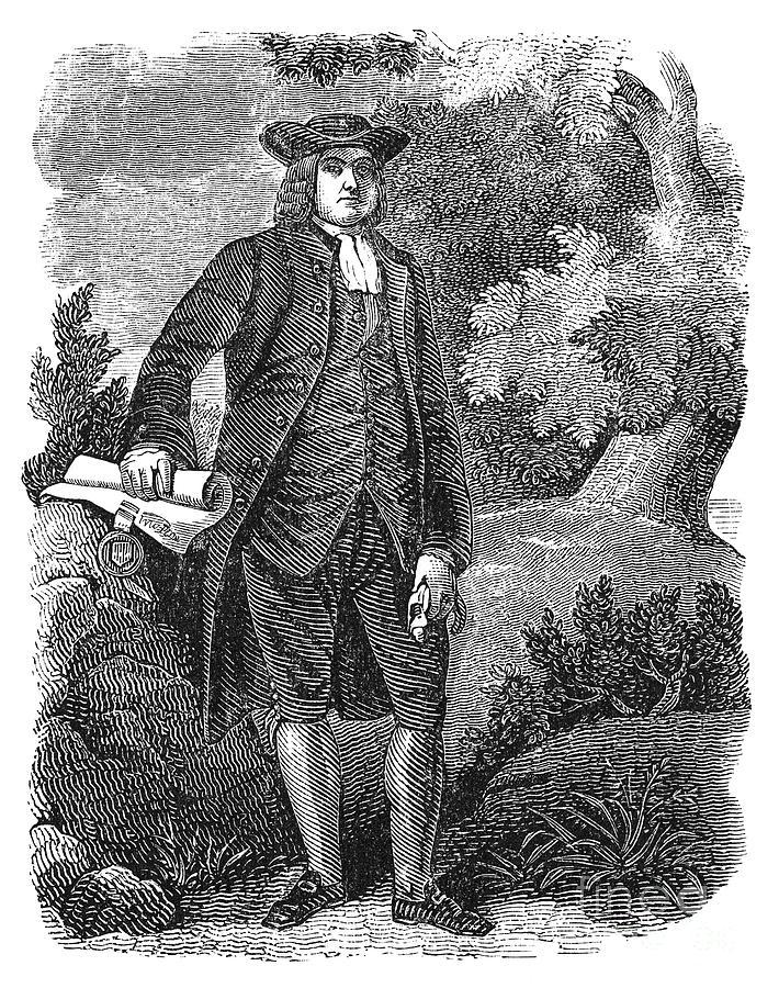 William Penn (1644-1718) Photograph