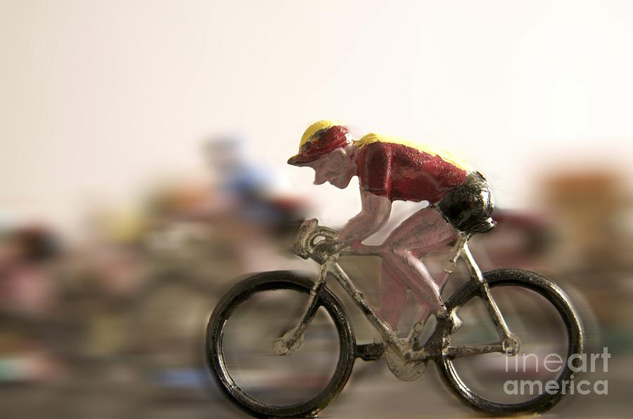 Cyclists Photograph