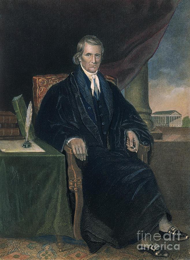 John Marshall (1755-1835) Photograph
