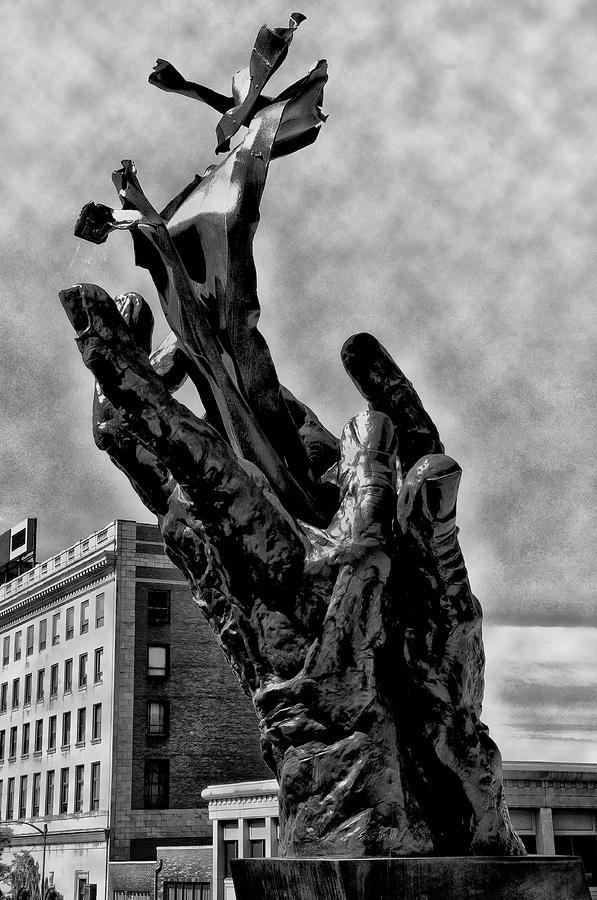 911 Memorial - Norristown Photograph