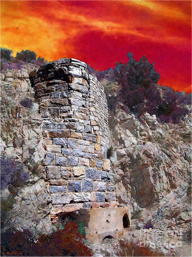 A Desert Host 4  The Kiln Photograph