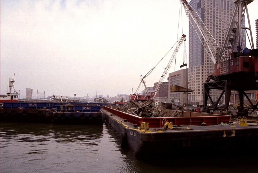 2000s Photograph - A Few Blocks From Ground Zero Heavy by Everett
