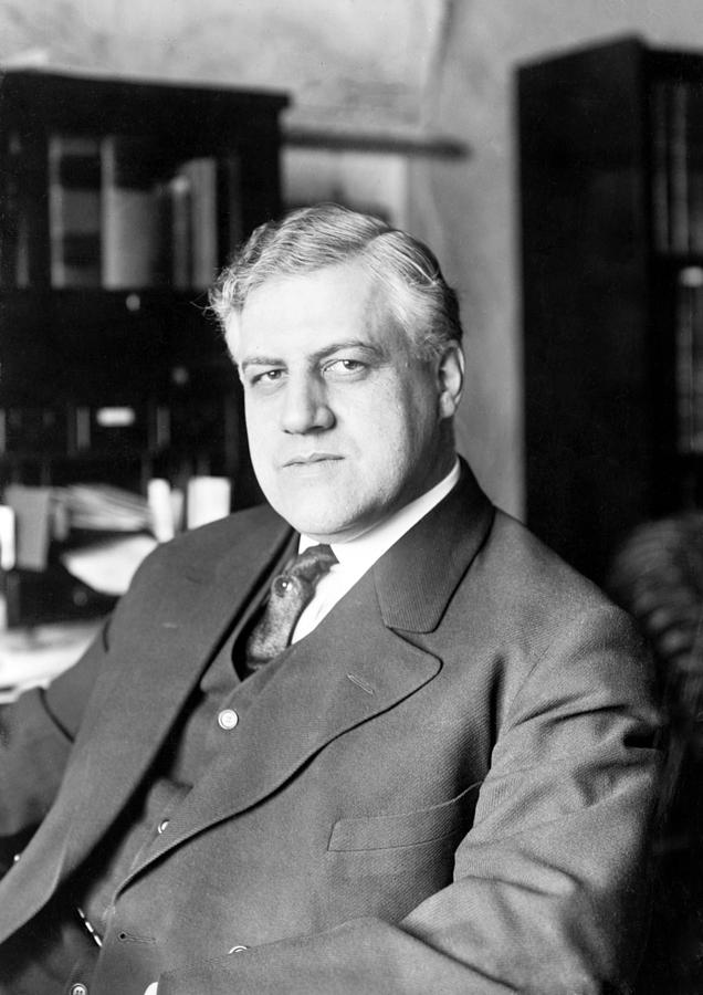 1920s Photograph - A. Mitchell Palmer, Attorney General by Everett