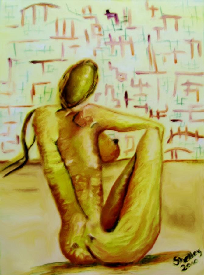 A Moment In Time Painting