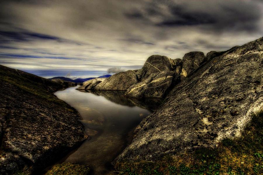 A Mystical Pond Photograph