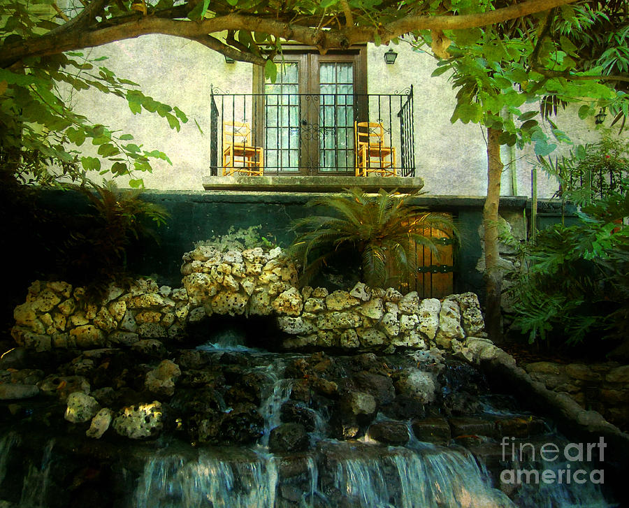 A Peaceful Night  Photograph  - A Peaceful Night  Fine Art Print