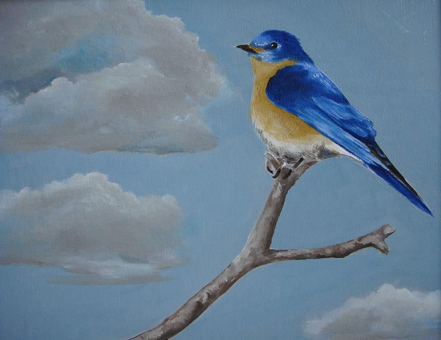 A really good day painting by catherine myers for How to make a good painting
