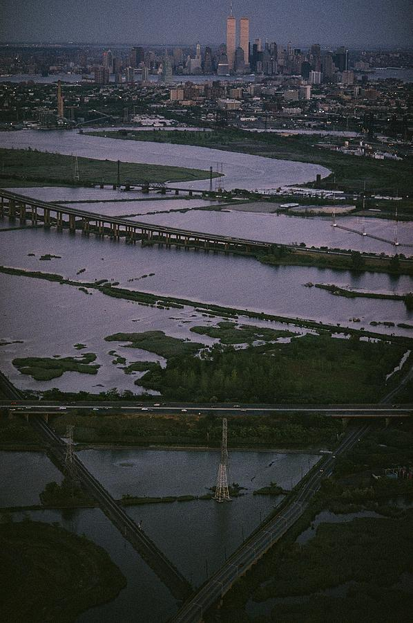 A Shot Of The Meadowlands And The New Photograph