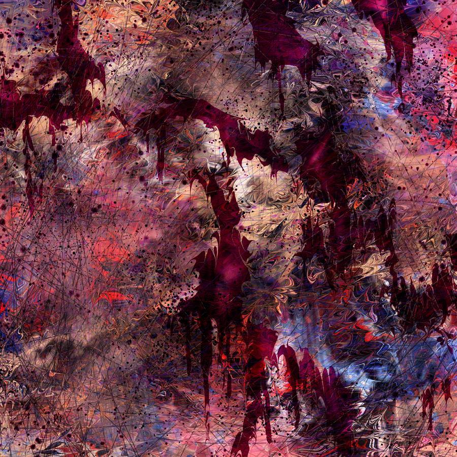 A Tortured Heart Digital Art