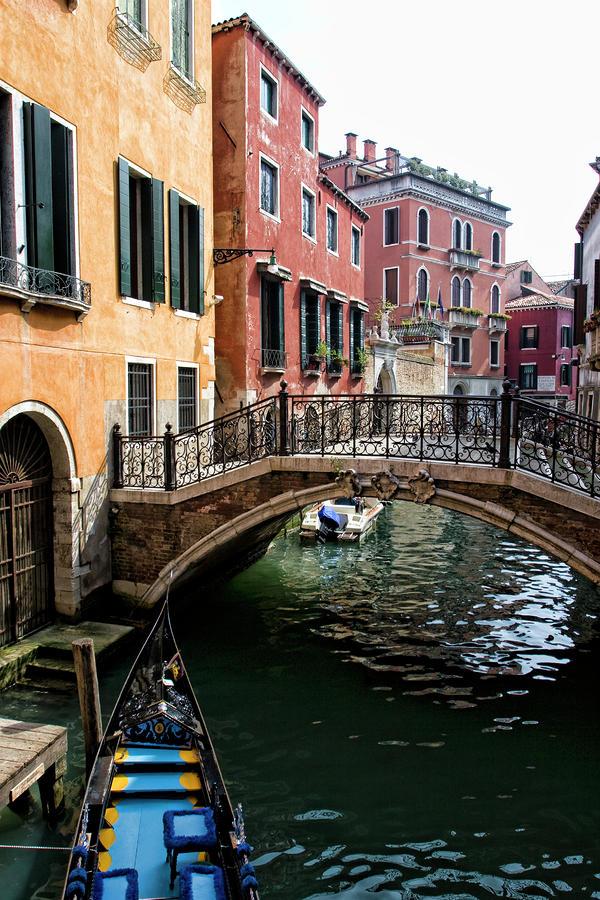 A Venetian Canal Photograph