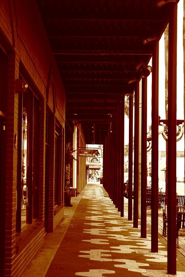 A View Down 7th Avenue Photograph