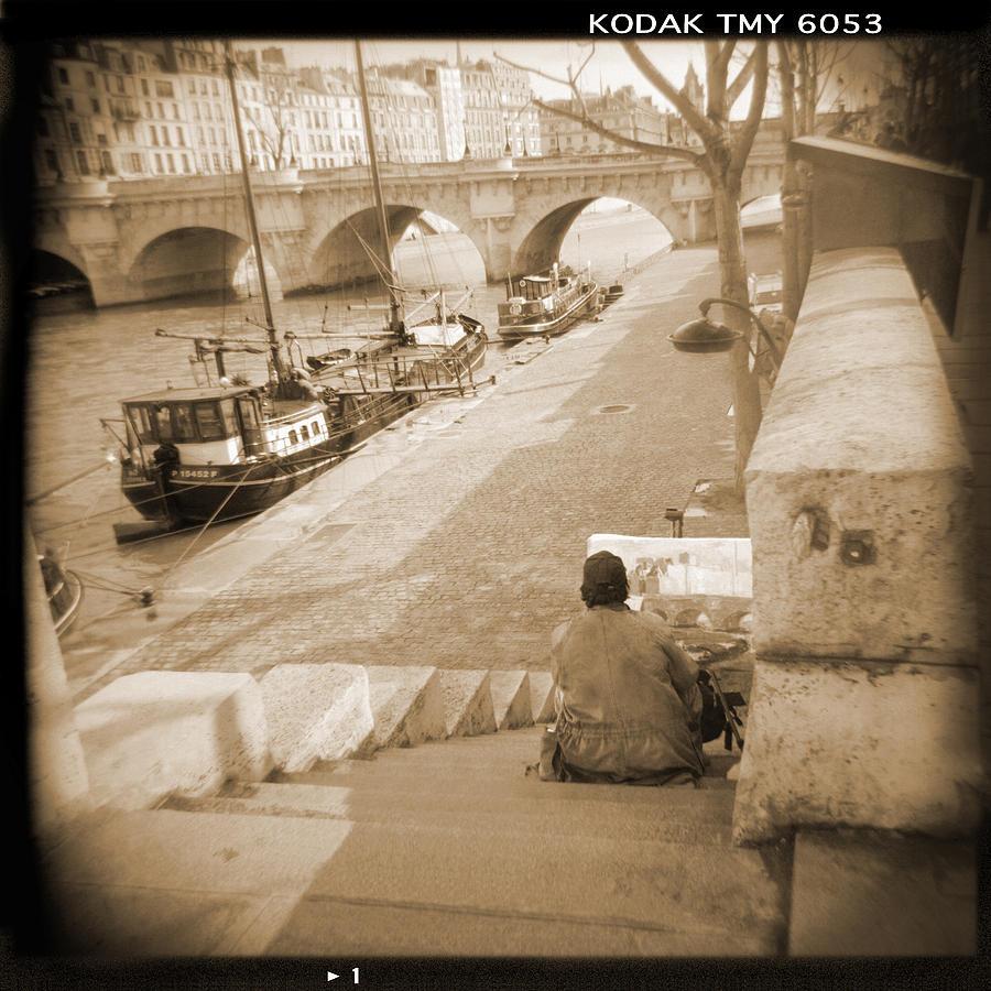 A Walk Through Paris 1 Photograph