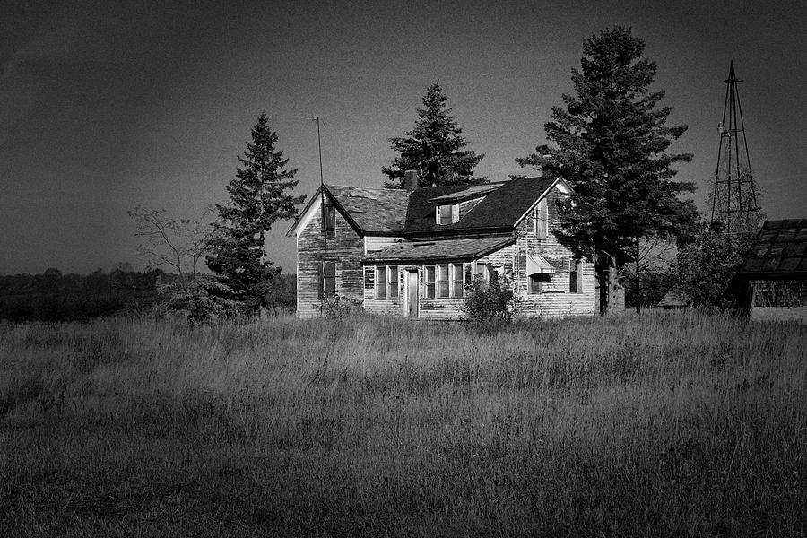 Abandoned Farm Photograph  - Abandoned Farm Fine Art Print