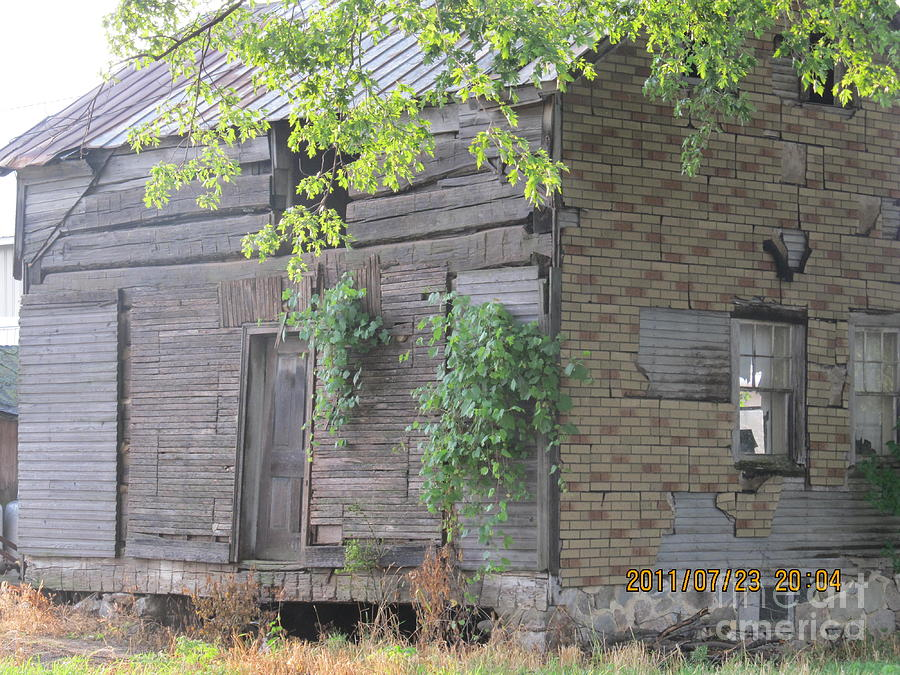 Abandoned House Photograph  - Abandoned House Fine Art Print
