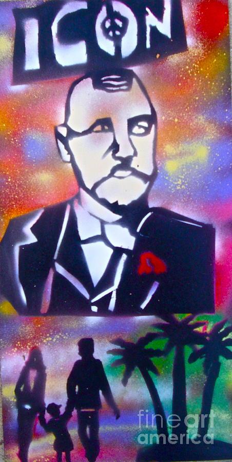 Abbott Kinney Painting