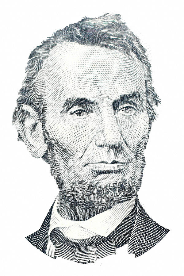 Abraham Lincoln Photograph