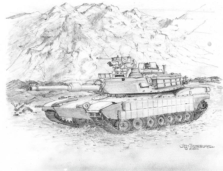 Pictures Inside Abrams Tank    M1 Abrams Tank Drawing