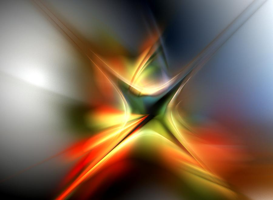 Abstract 060310a Digital Art