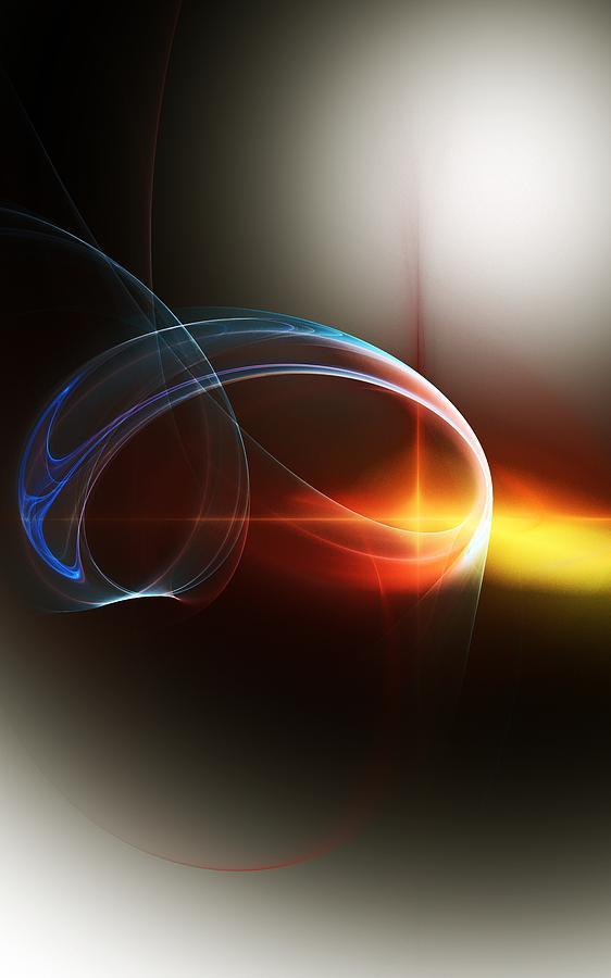 Abstract 101311c Digital Art