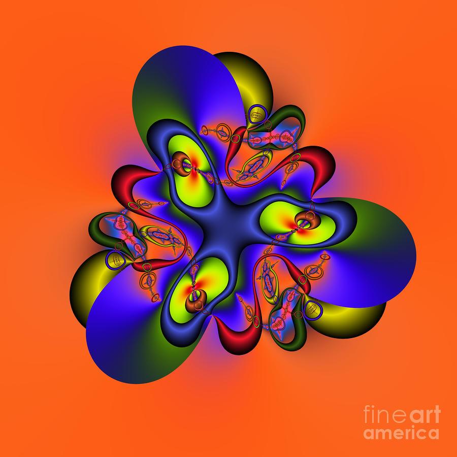 Abstract 127a Digital Art