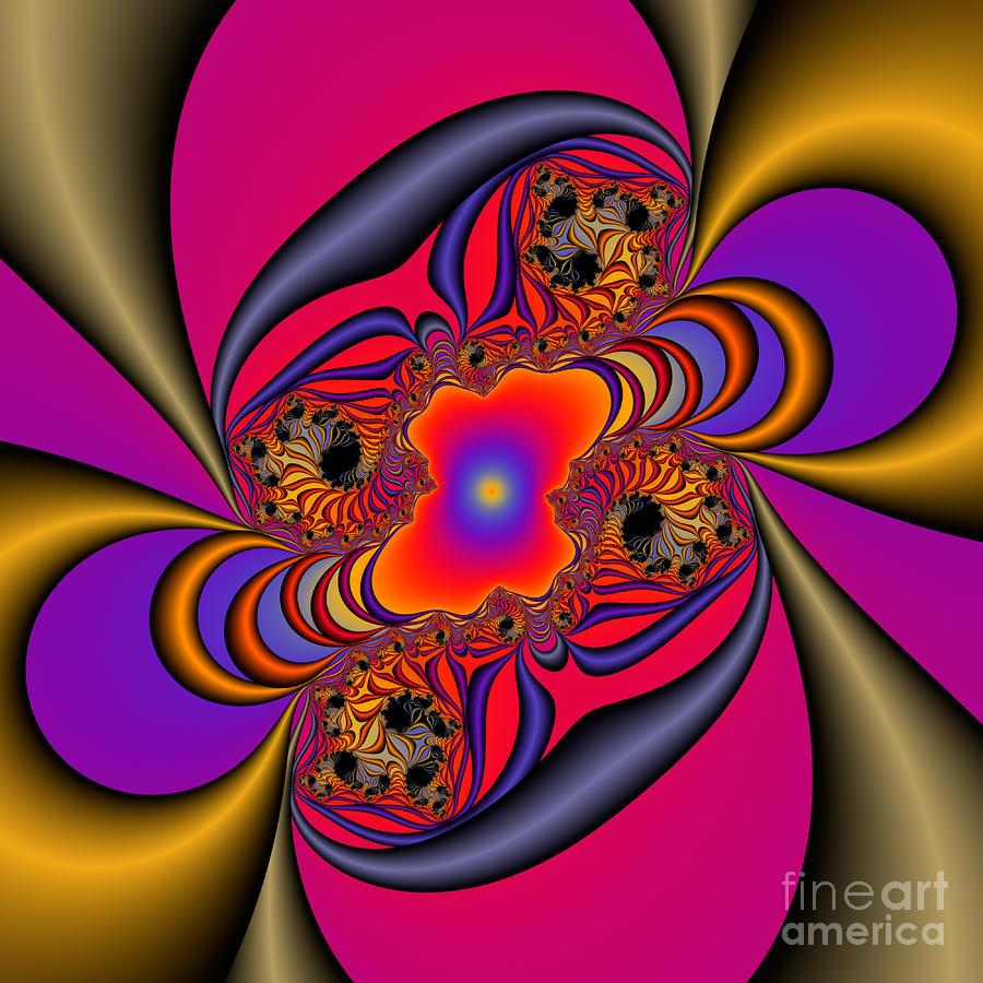 Abstract 46 Digital Art