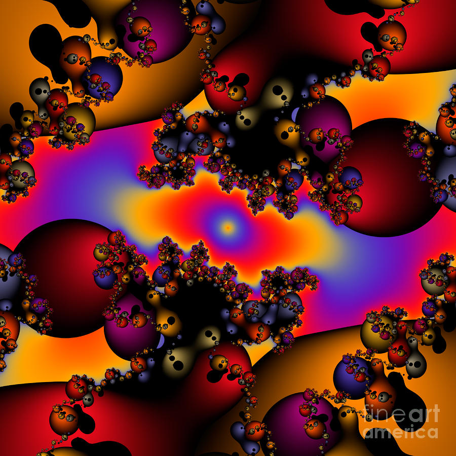 Abstract 49 Digital Art