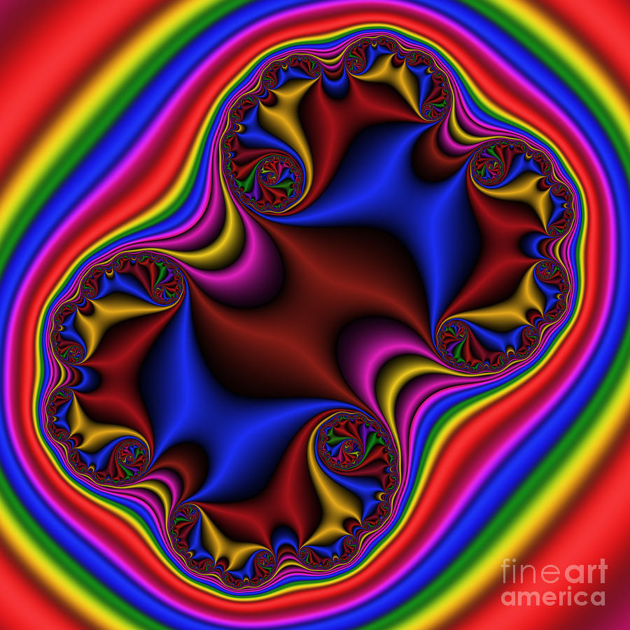 Abstract 515 Digital Art