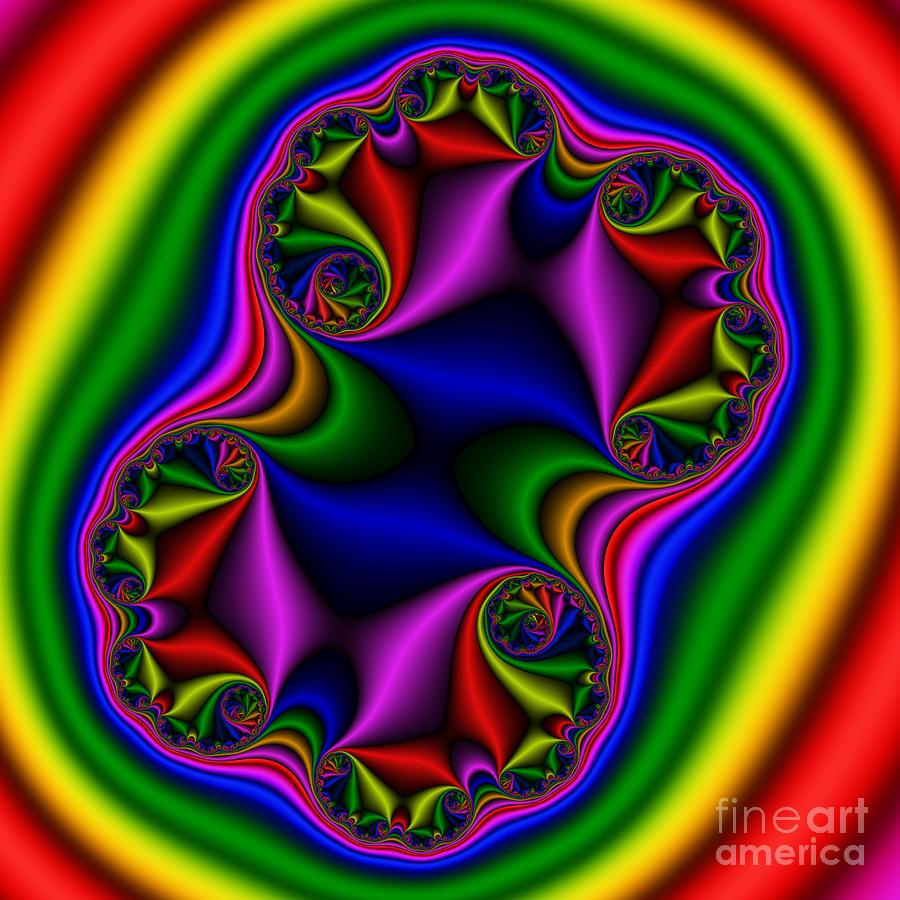 Abstract 517 Digital Art