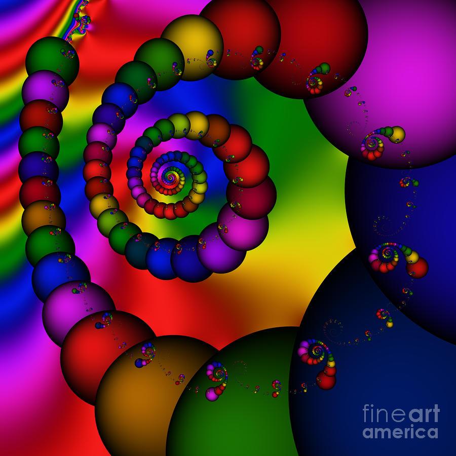 Abstract 521 Digital Art