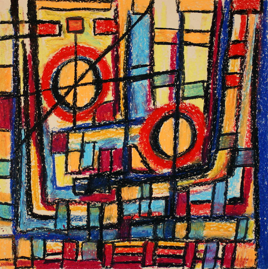 Abstract 53 Painting