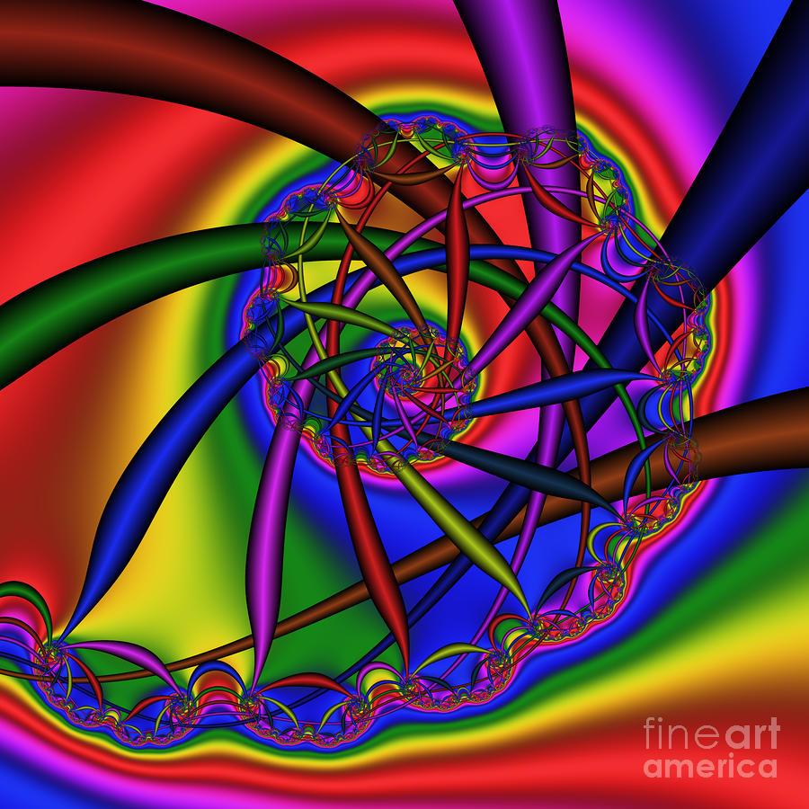 Abstract 533 Digital Art