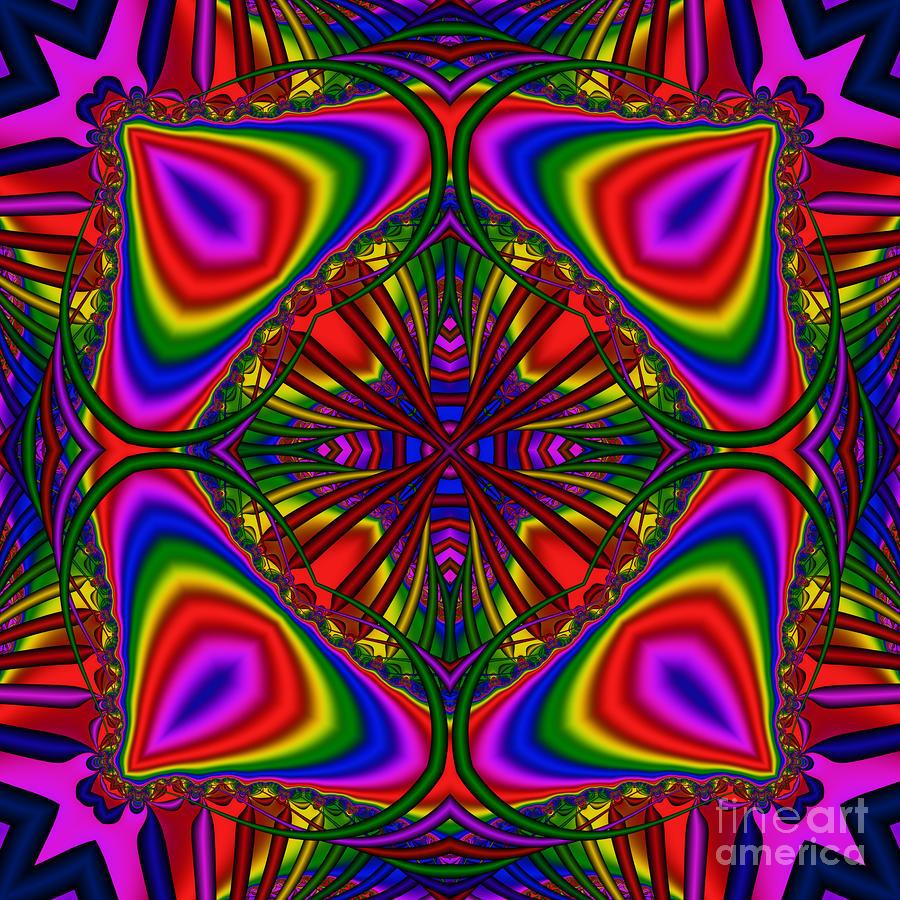 Abstract 605 Digital Art