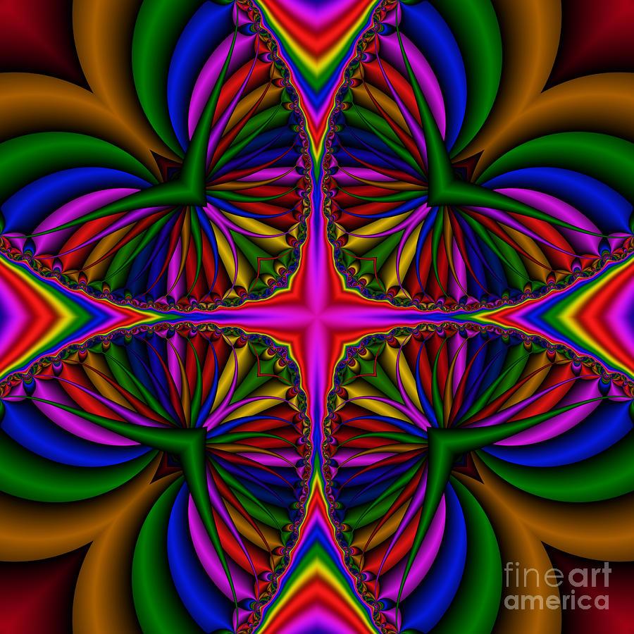 Abstract 610 Digital Art