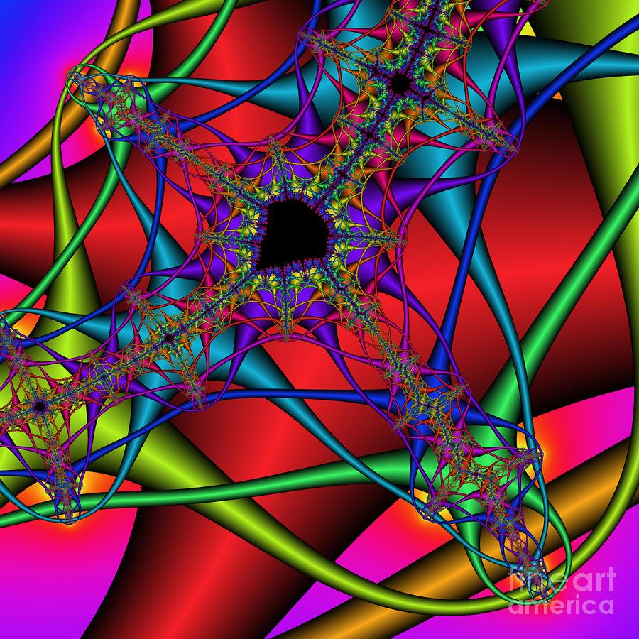 Abstract 82 Digital Art