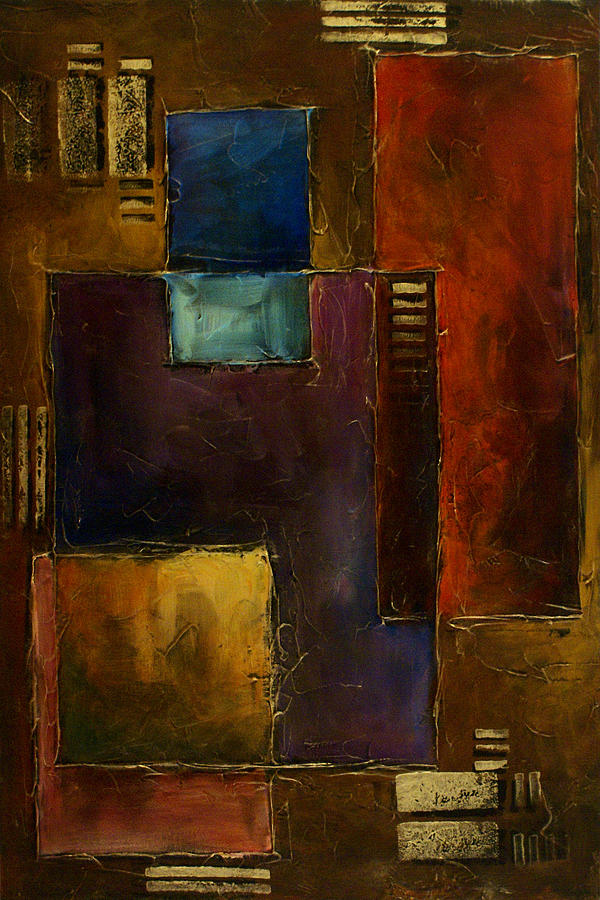 Abstract Design 65 Painting