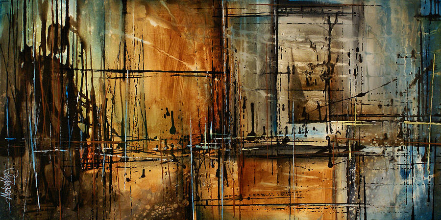 Abstract Design 76 Painting