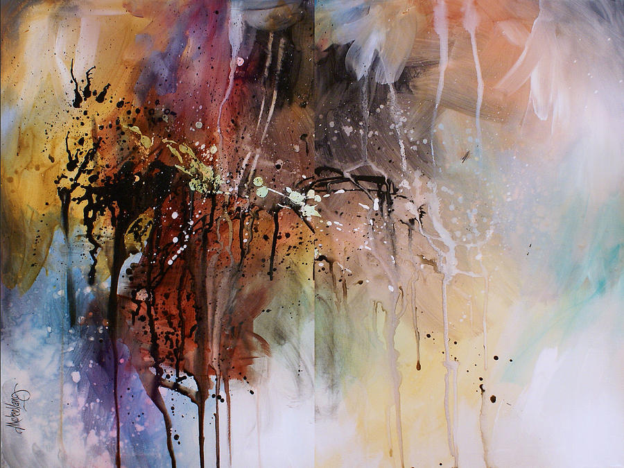 Abstract Design 80 Painting